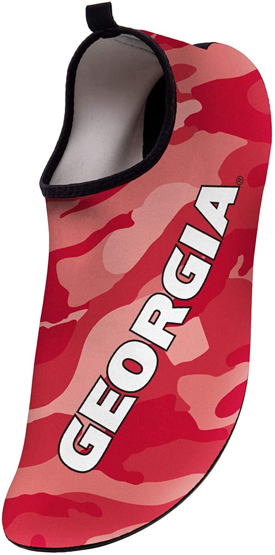 FOCO NCAA Mens Camo Yoga Gym Aqua Shoes Water Sock