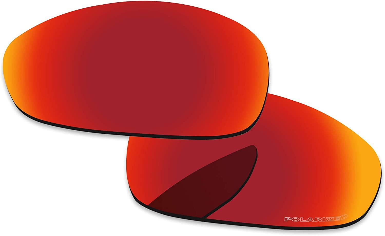 PapaViva Lenses Replacement & Rubber Kits for Oakley Juliet