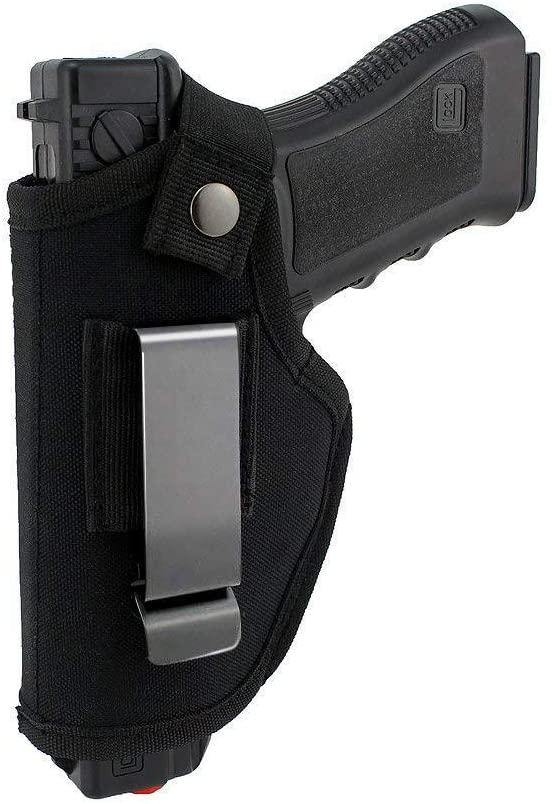 La Gracery Gun Holster for IWB OWB Right Left Hand Inside Concealed Carry Fits All Similar Handguns S&W M&P Shield Glock