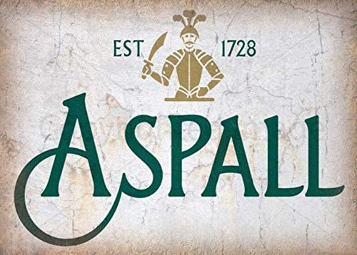 SIGNCHAT Aspall Cider Vintage Alcohol Advertising Tin Sign Metal Sign 12x16 inches