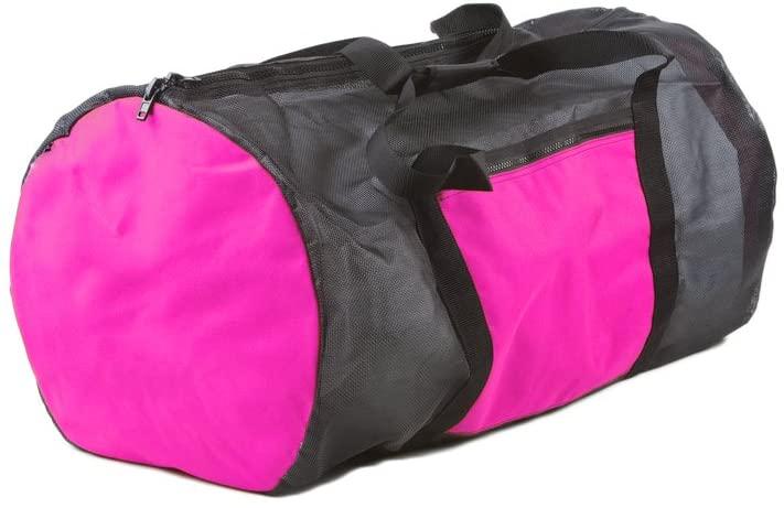 Rock N Sports Convertible mesh Backpack/Duffel Bag for Snorkel or Dive Equipment