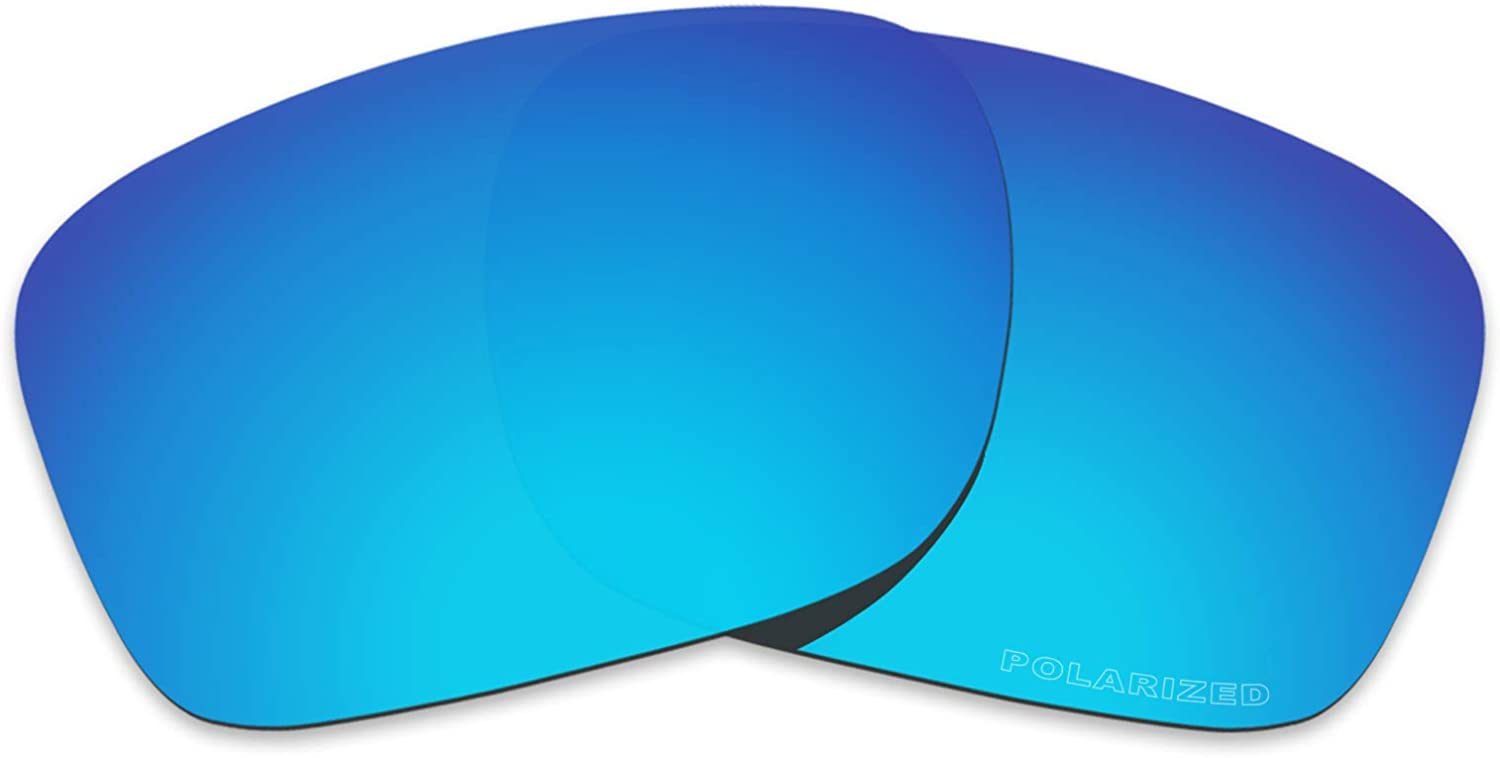 Tintart Performance Lenses Compatible with Oakley Holbrook Mix Polarized Etched