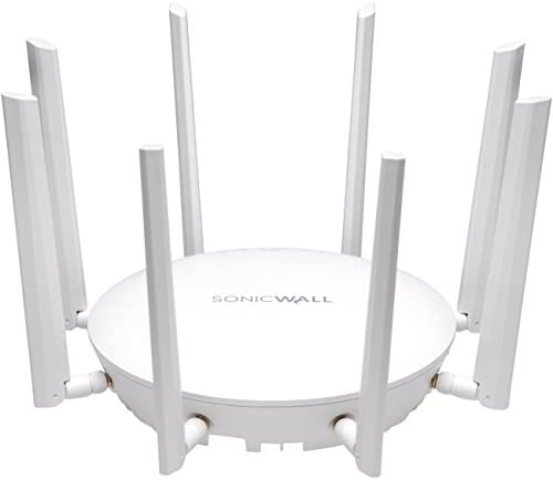 SonicWall SonicWave 432E 5YR Wireless AP 4Pack Secure Upgr Plus with Secure Cloud WiFi MGMT and Supp 01-SSC-2564
