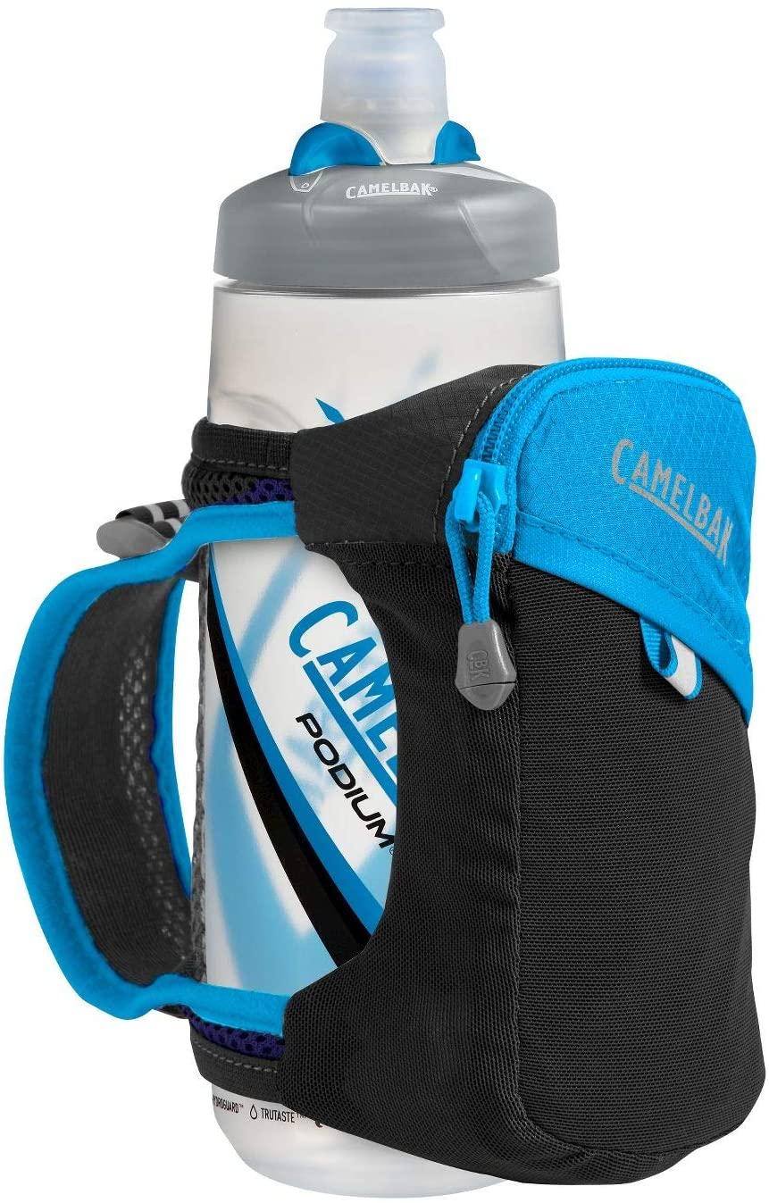 CamelBak Podium Quick Grip Handheld Water Bottle 24 Oz (710 ml)