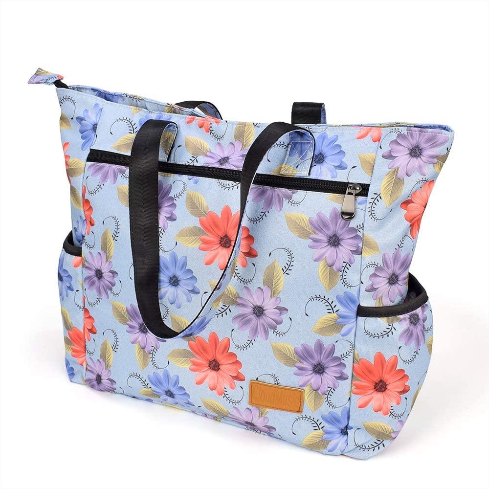 Shoulder Tote Bag For Women Fashion Multi-functional Bag Shopping Travel GYM Outdoors