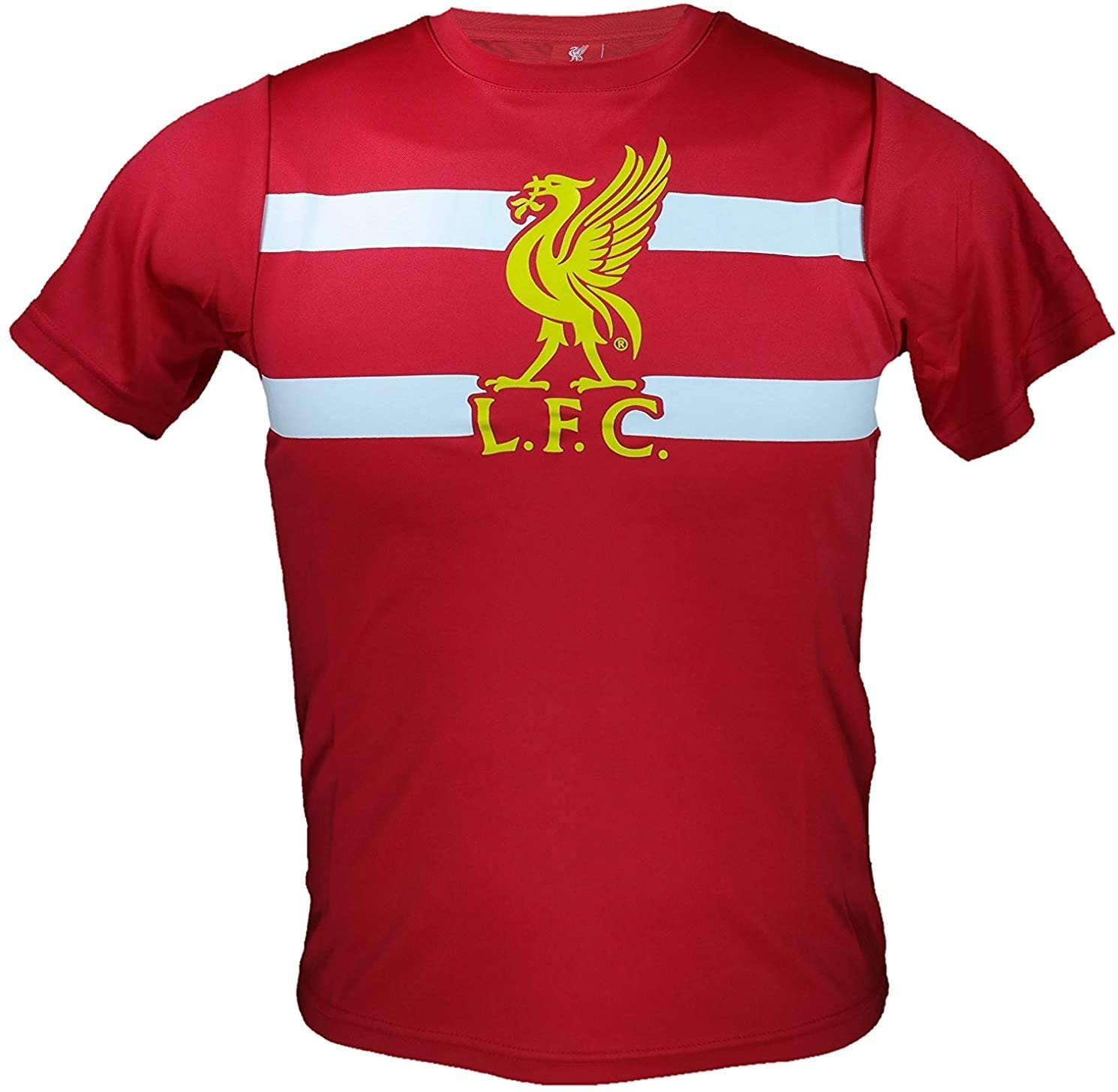 Icon Sports Youth Liverpool Official Poly Soccer Jersey -Y002R