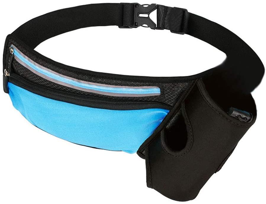 heiyun Durable Outdoor Waterproof Wallet Unisex for Workouts Money Pouch Sport Bags Waist Bag Running Bags