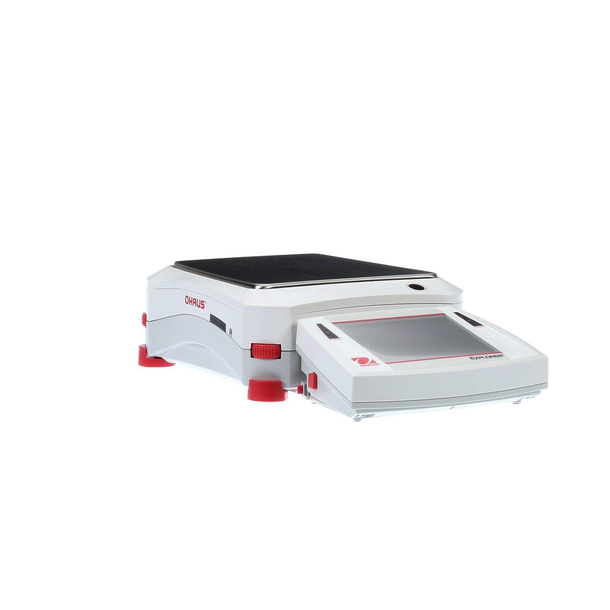 Ohaus Explorer Precision EX10202, Capacity 10200g x 0.1g, Digital Precision Scale, Stainless Steel Pan Precision Lab Scale for Calibration, Pharmacy, Industrial, Chemically Use