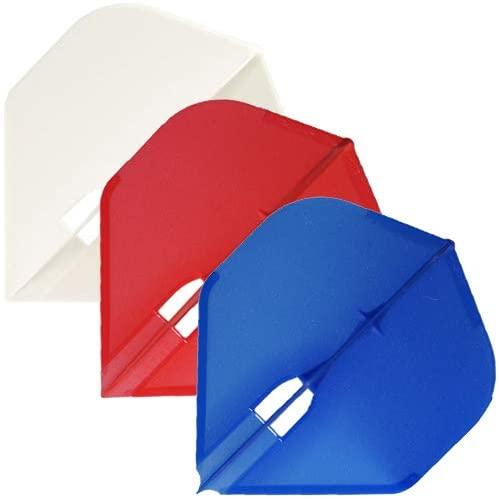 LSTYLE Dart Flights: L1 PRO Standard Shape - for Soft Tip and Steel Tip Darts