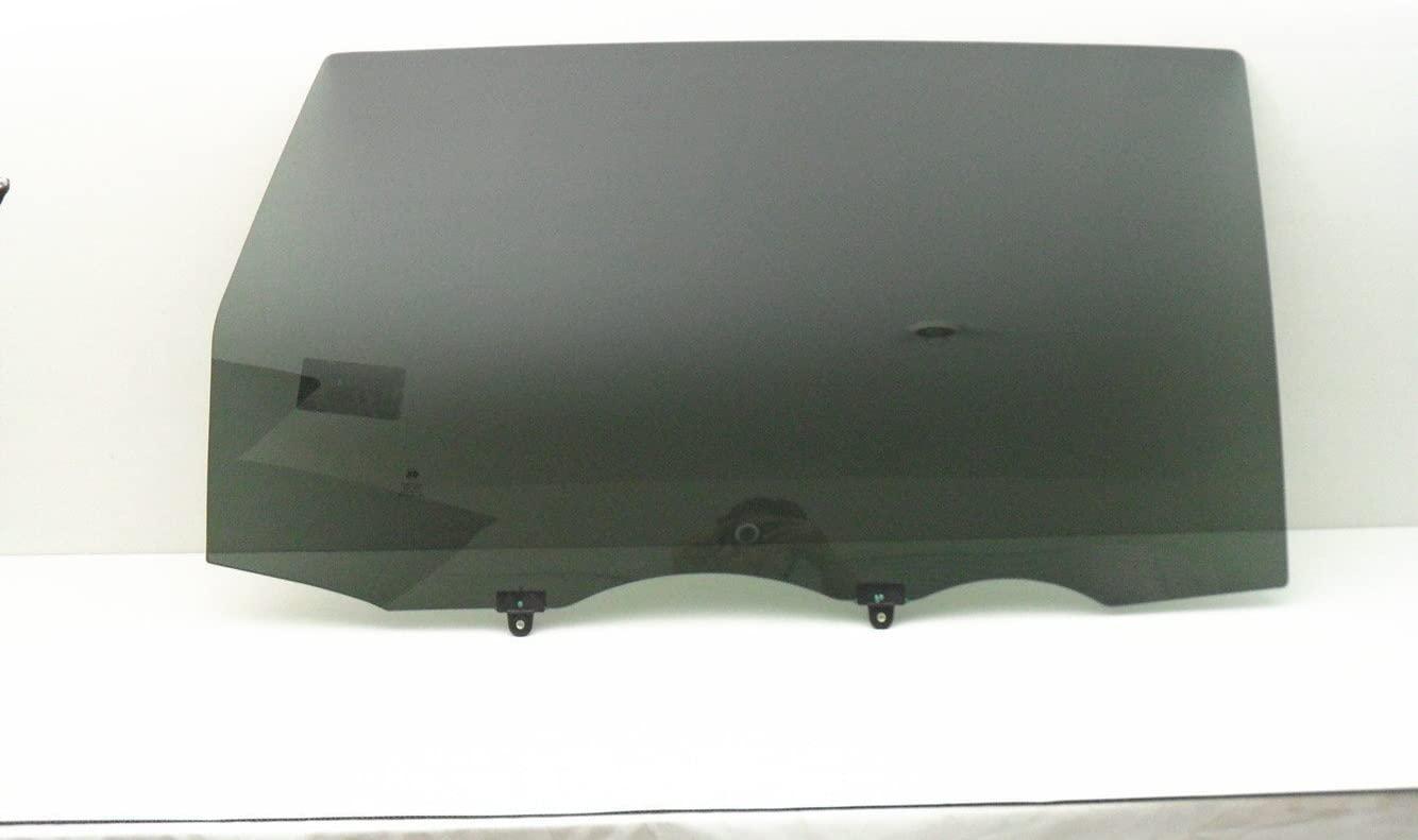 NAGD Passenger Right Side Rear Sliding Cargo Door Window Door Glass Compatible with Honda Odyssey Mini Van 2005-2010 Models