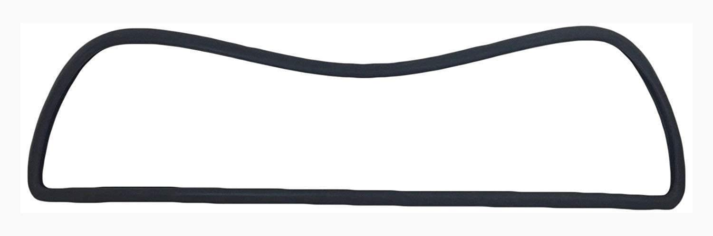 NAGD OEM Gasket for Back Slider Style Back Window Glass Compatible with Ford F250/F250HD/F350/F450/F550/F650/F750 Pickup 1999-2007 Models