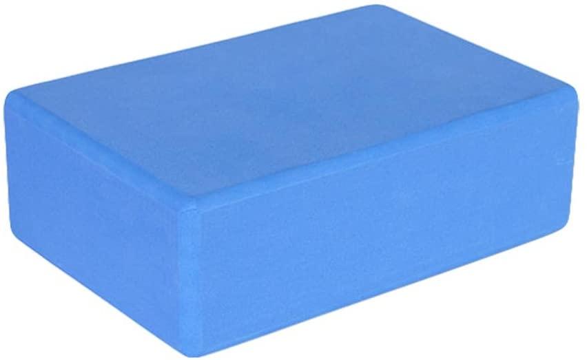 PANDA SUPERSTORE Pilate Accessories Extrmely Durable Yoga Foam Block/Yoga Cork Brick