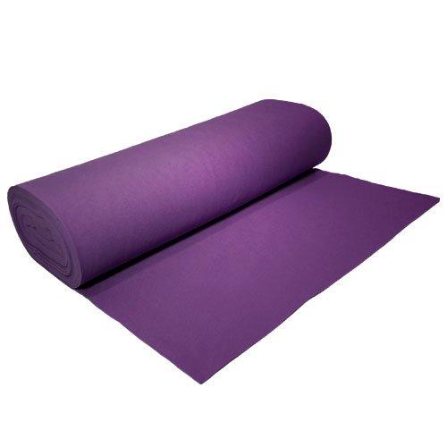 Acrylic Felt by The Yard 72 Wide X 1 YD Long: Purple
