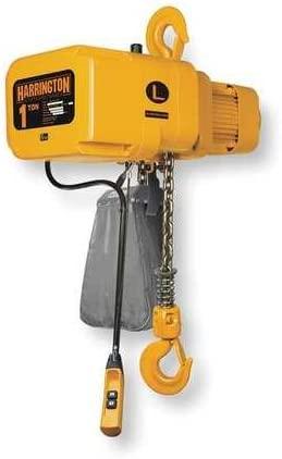 Electric Chain Hoist, 4000 lb, 15 ft.