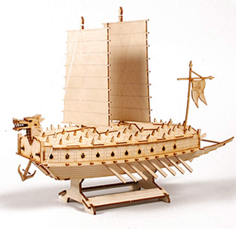 3D Wooden Puzzle, Real Assault Battleship,