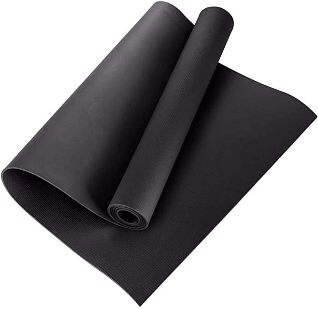 cobcob Yoga Mats,Fitness Exercise Mat Non-Slip Texture Pro Yoga Mat High Performance Grip, Ultra Dense Cushioning for Support and Stability in Yoga, Pilates,and Any General Fitness.