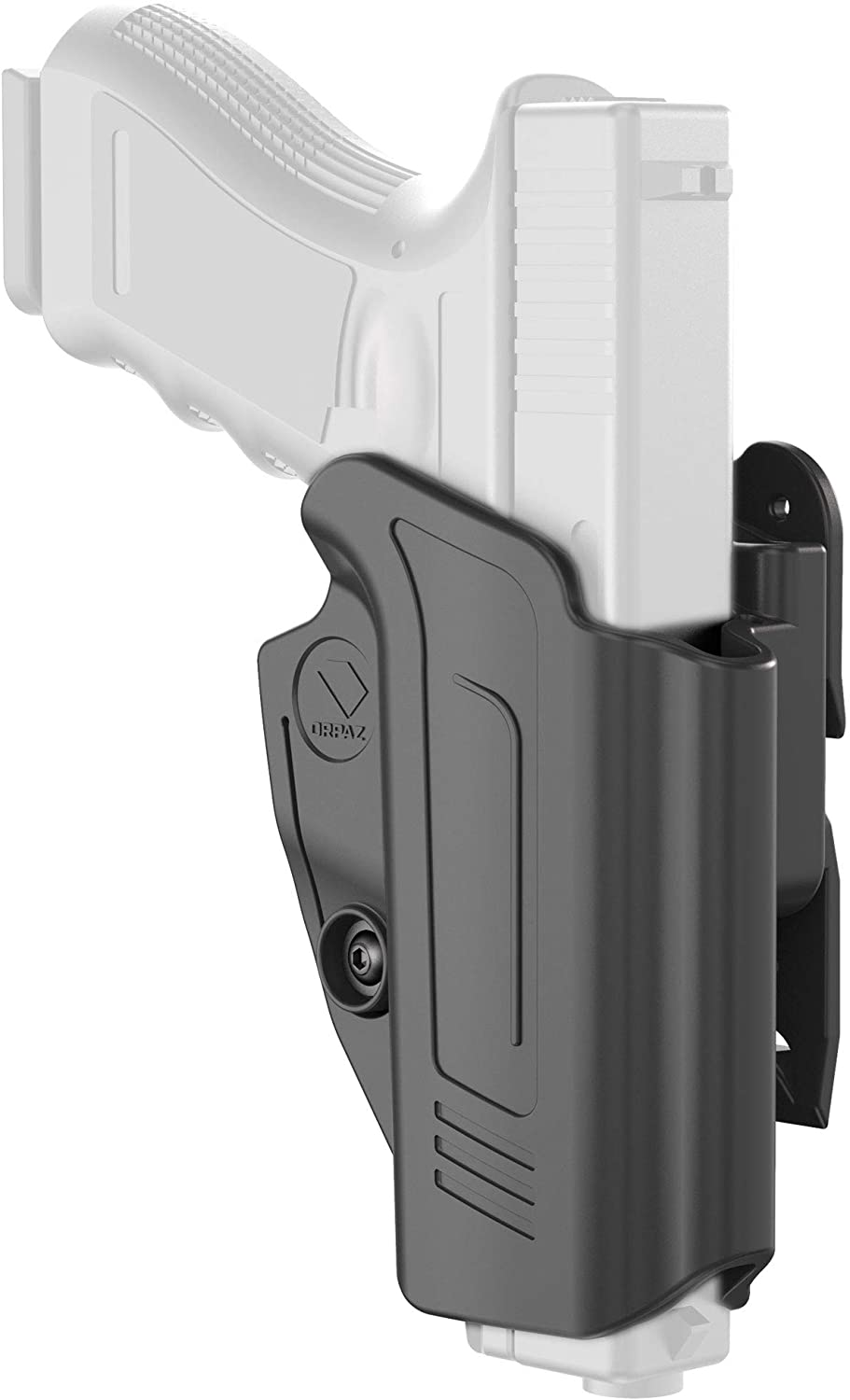 Orpaz P09 Holster Compatible with CZ P09 Holsters Level I OWB Holster MOLLE Holster