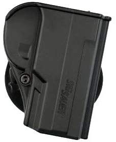 an IMI Compatible One Piece Paddle Holster for Sig Sauer P250 Subcompact
