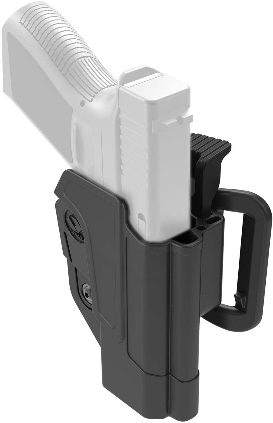 Orpaz G17 Holster Compatible with Glock 17 Holster, Level II OWB Belt Holster