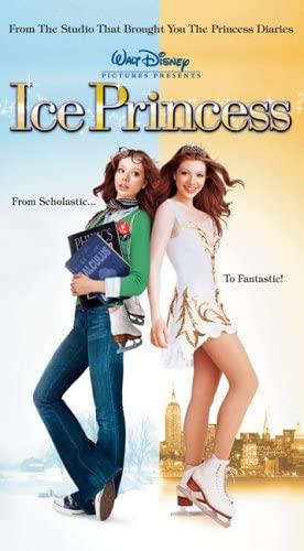 Ice Princess [VHS]