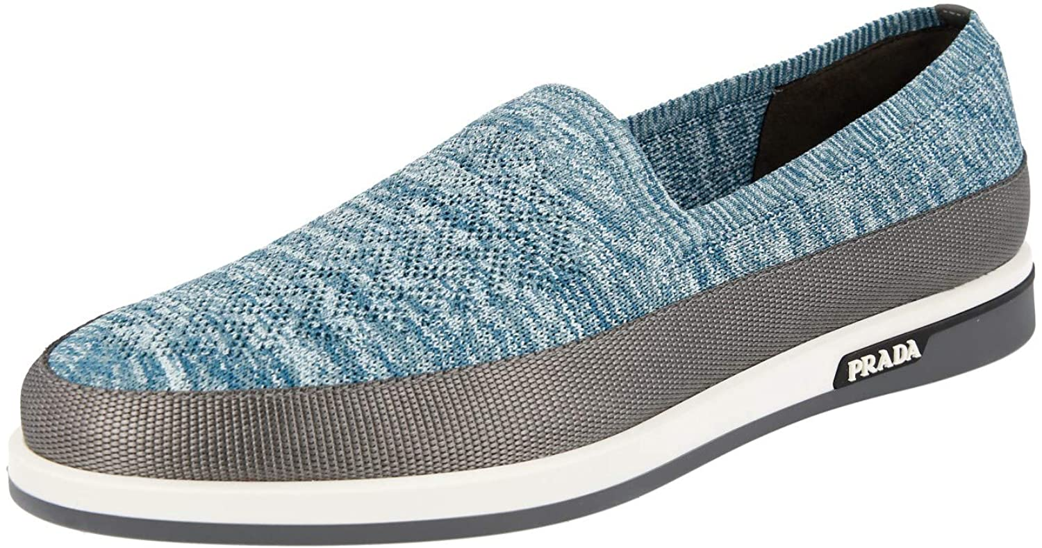 Prada Men's 4D3396 Fabric Sneaker