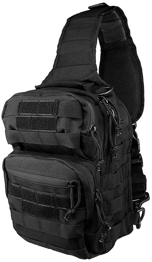 NcSTAR Vism Shoulder Sling Utility Bag/Black