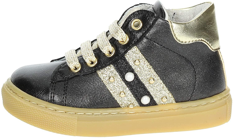 Alberto guardiani Sneakers alta Bambina Nero Gk26259p