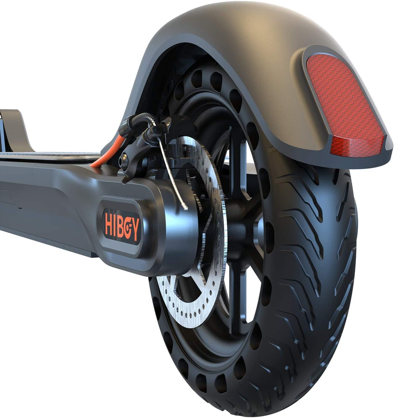 Hiboy Mudguard Rear Fender with Tail Light MAX Electric Scooter