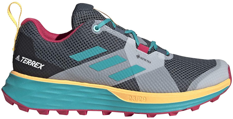 adidas Women's Athletics Competition Running Shoes, Azuleg Agalre Dorsol, US 8.5