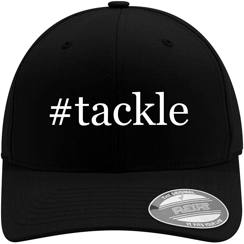 #Tackle - Men's Hashtag Soft & Comfortable Flexfit Baseball Hat