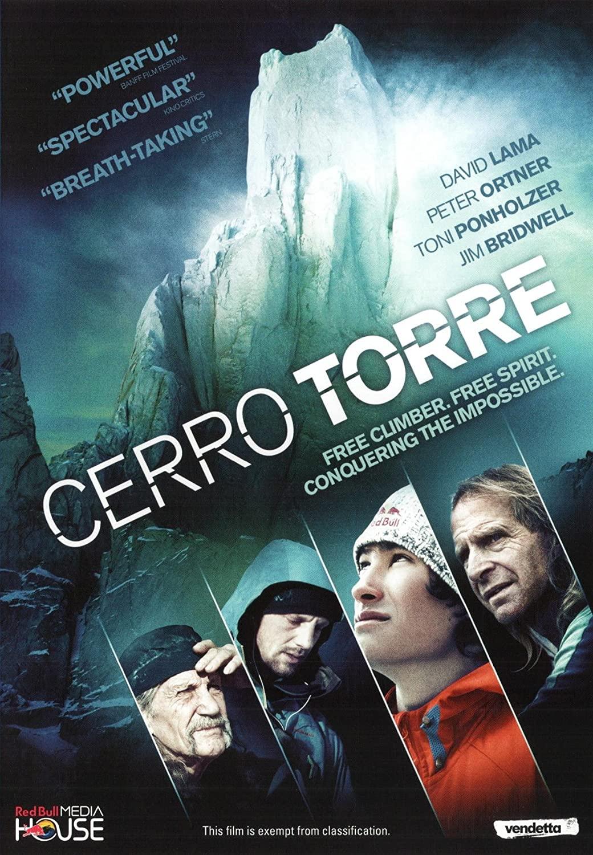 Cerro Torre: A Snowballs Chance in Hell [ NON-USA FORMAT, PAL, Reg.0 Import - Australia ]
