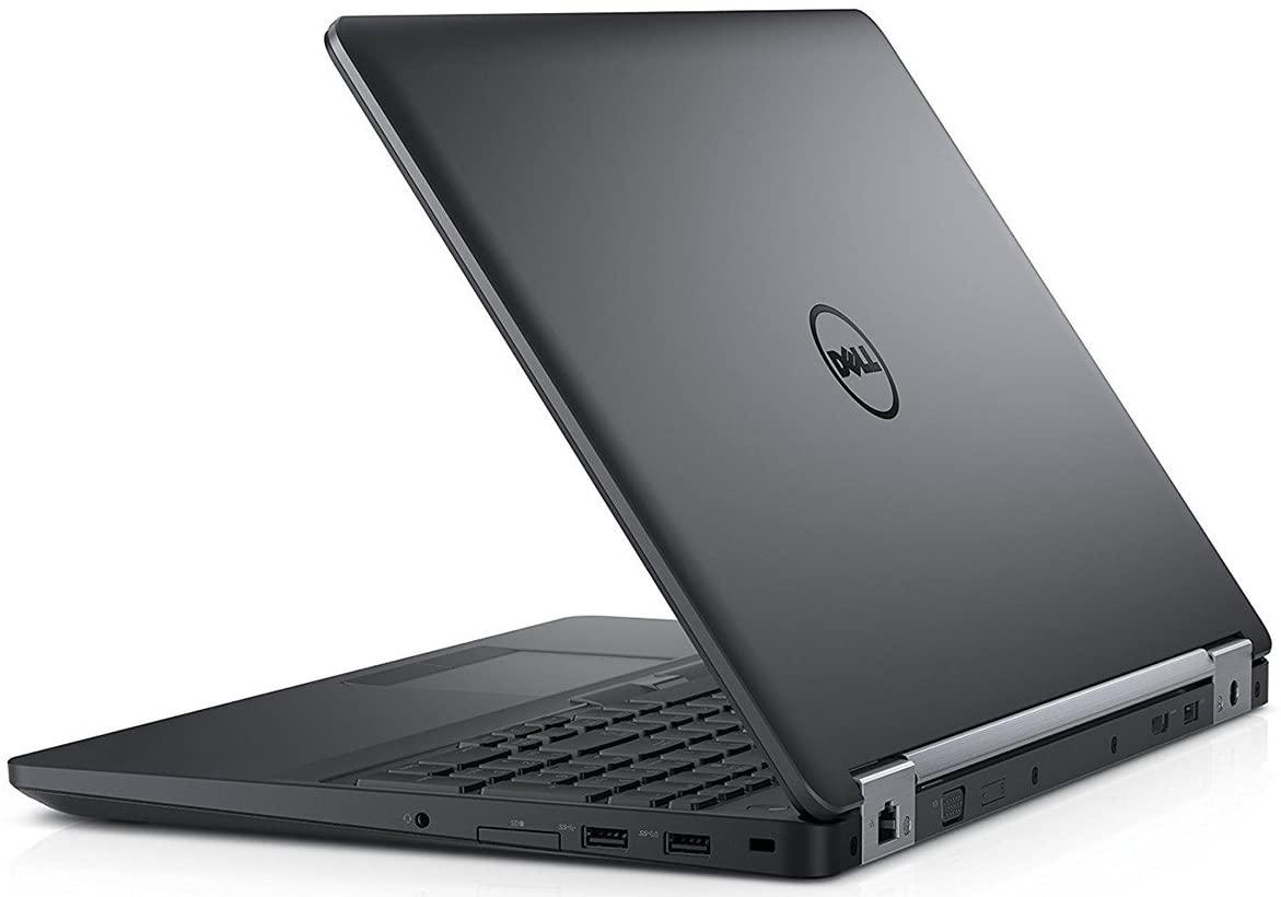Dell Latitude E5570 Business Laptop Intel i7-6600U 8GB DDR4 500GB HDD Win 7 Pro (Includes Win 10 Pro License)