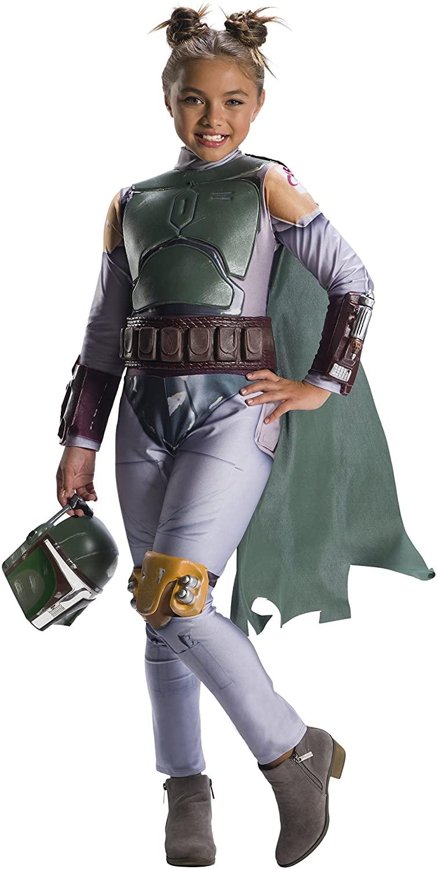 Rubie's Star Wars Child's Classic Boba Fett Costume, Small