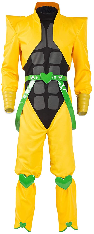 Fancycloth JoJo's Bizarre Adventure Dio Brando Outfit Halloween Cosplay Costume Adult Men