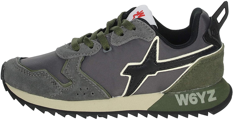 W6yz Sneakers bassa Bambino Grigio 0012014034.01