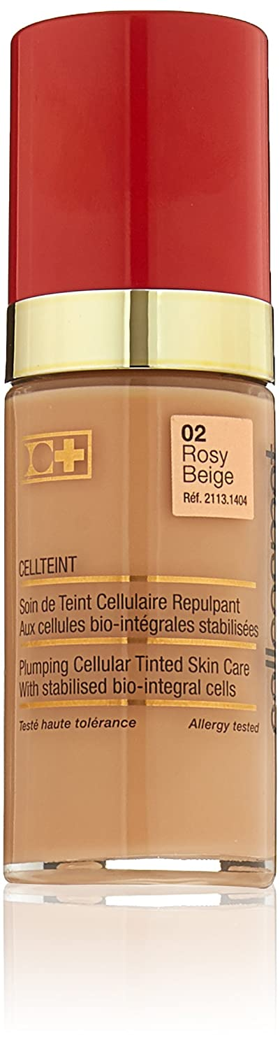 Cellcosmet Cellteint Plumping Cellular Tinted Skin Care - 02 Rosy Beige