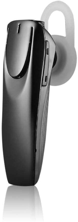 BFSHY Mini Wireless in-Ear Headphones Business Bluetooth, Mini Invisible Car Headphones, 4D Smart Noise Reduction, Bluetooth 5.0, 6 Hour Call, Hanging Ear Headphones,Black