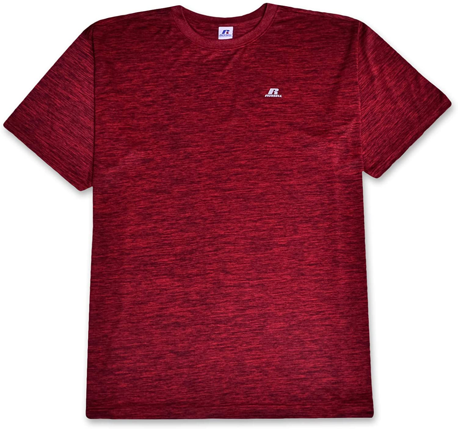 Russell Big and Tall Mens T Shirt Active Performance Moisture Wicking Technology