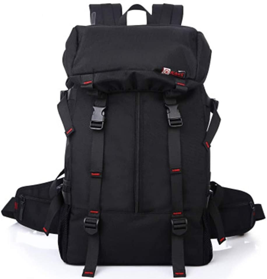 Kuku Outdoor Backpack Oxford Cloth Backpack Outdoor Backpack Wild Light Mountaineering Bag Backpack