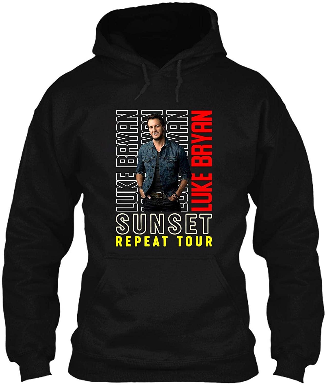 Bryan Country Music Best-Luke Sunset Sunrise for Fan#HDB Hoodie, t-Shirt for Men, Women Black