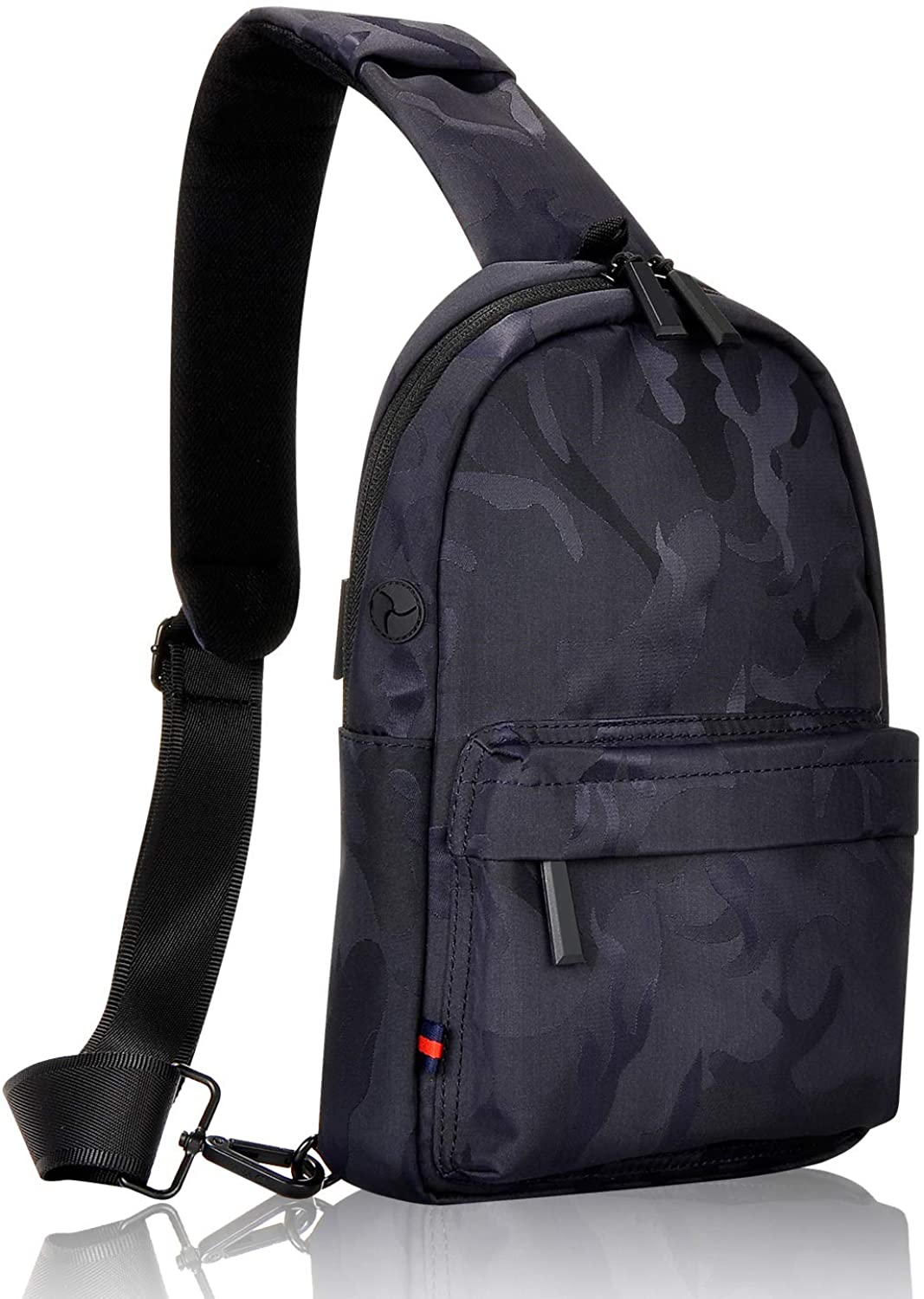 EXCPDT Sling Bag, Crossbody Backpack for Man Traveling Running Hiking Cycling