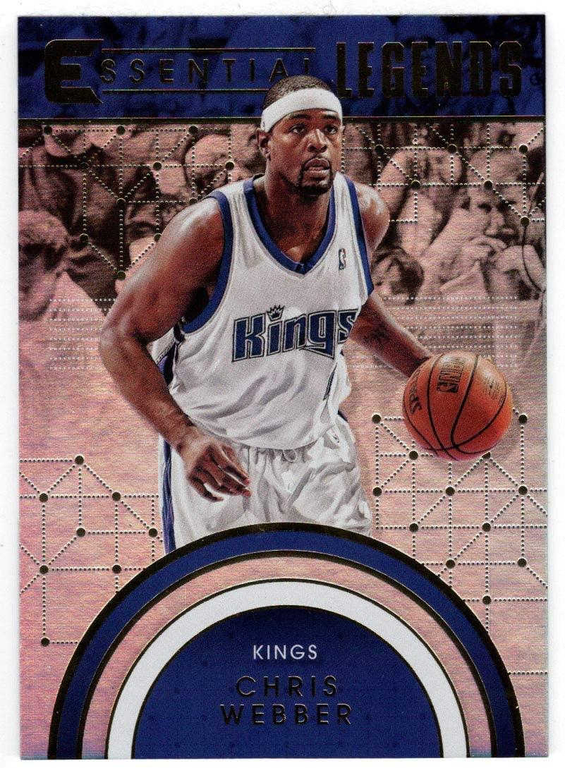 Chris Webber - Sacramento Kings (Basketball Card) 2017-18 Panini Essentials - Essential Legends # EL-14 Mint