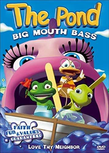 The Pond: Big Mouth Bass Dvd: Love Thy Neighbor