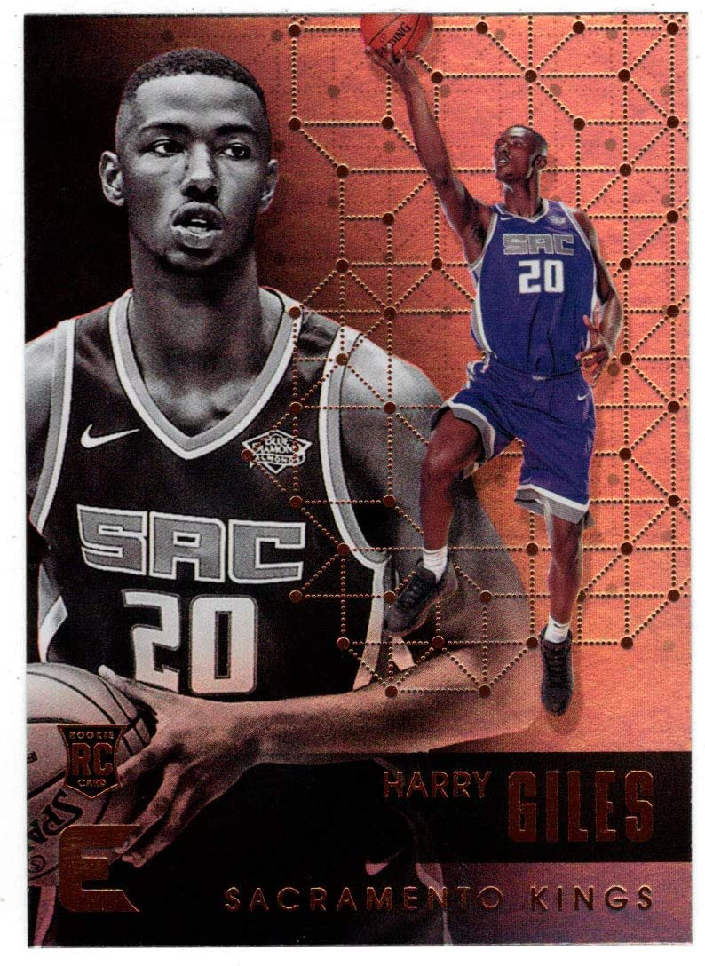 Harry Giles RC - Sacramento Kings (Basketball Card) 2017-18 Panini Essentials # 53 Mint