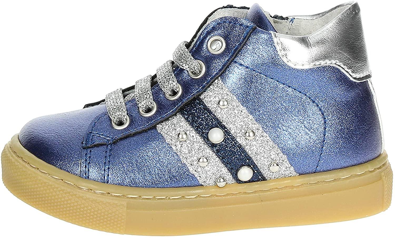 Alberto guardiani Sneakers alta Bambina Viola Gk26259p