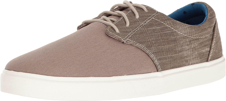 Crocs Men's Citilane Canvas Lace-Up Sneaker