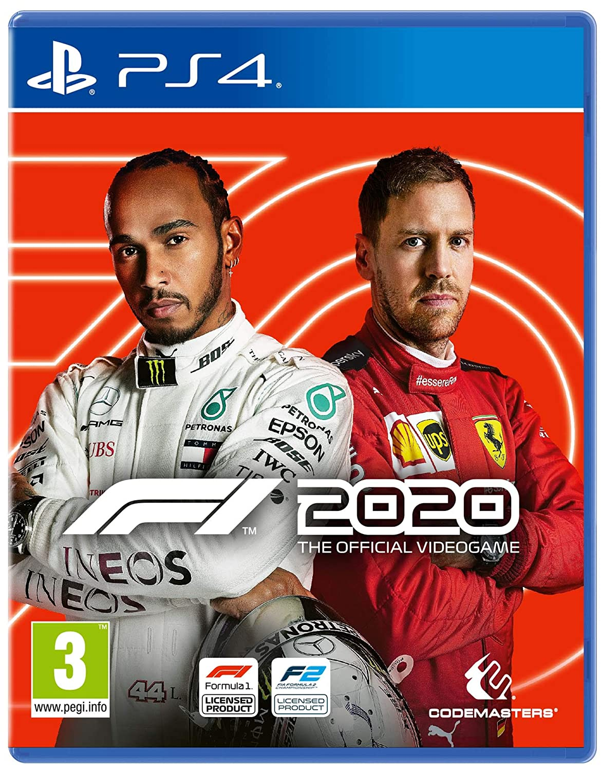F1 2020 - Standard Edition (PS4)