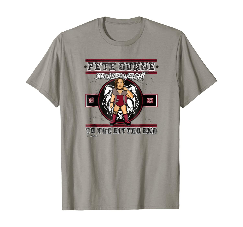 WWE NERDS - Pete Dunne Bruiserweight T-shirt