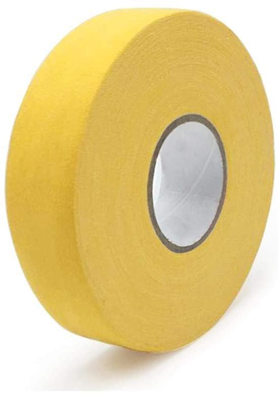 isilky Hockey Tape Stick, Grip Tape Field Ice Cloth Tape, Cloth Hockey Tape, Anti-Slip Hockey Stick Grip Tape, Easy to Stretch and Tear Strong Material Texture Hockey Tape