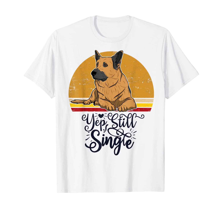 German Shepherd Shirt Gift for Woman & Men T-Shirt